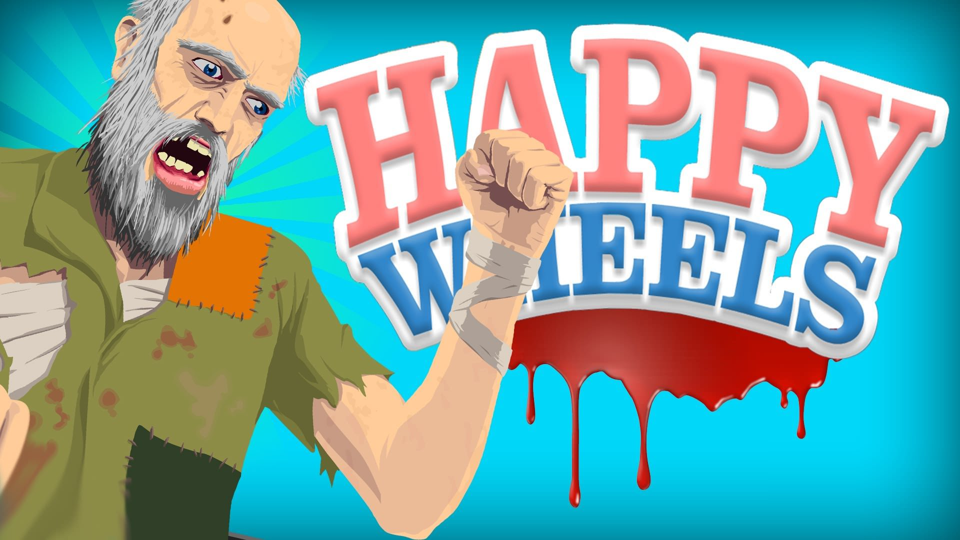 Jogo Happy Wheels